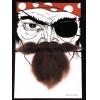 Nautical Beard Brown